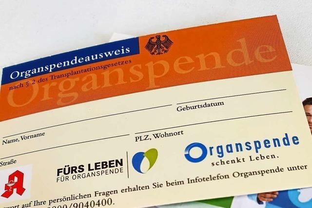 In Sachen Organspende ist Freiburgs Uniklinikum auf einem Spitzenplatz