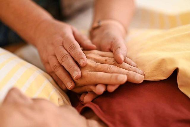 Ulrike Kleinknecht-Strähle: Am Ende geht es um eine gute Sterbekultur