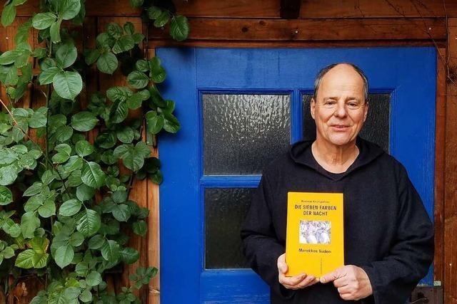 Tranceartige Reisen des Merdinger Autors Andreas Kirchgäßner