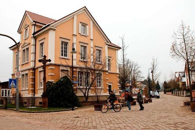 Neumannstraße in Ettenheim
