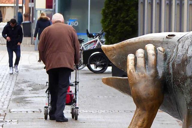 Die Altersarmut in der Ortenau wächst – aber nicht wegen der Pandemie