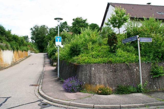 Hugo-Broßmer-Straße in Ettenheim