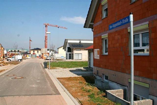 Von-Keppenbach-Straße in Ettenheim