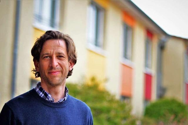 Neuer Leiter des Seniorenzentrum Kirchzarten: