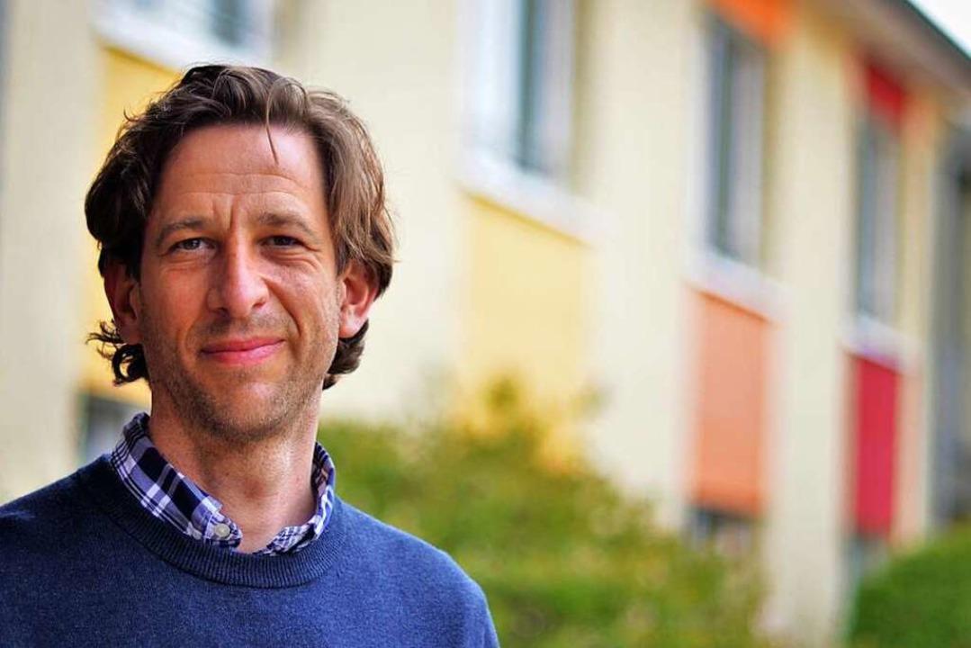 Christoph Wagner möchte einen neuen Führungsstil etablieren.    Foto: Kathrin Blum