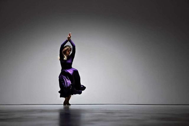 Tänzerin aus Freiburg:
