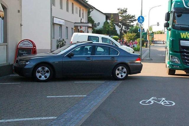 39 Empfehlungen für die Neuordnung auf Eimeldingens Straßen
