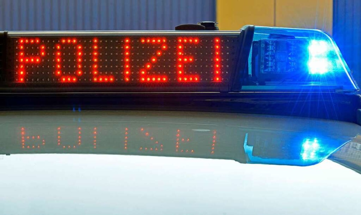 Die Polizei musste die Schauinslandstr...gen eines Unfalls sperren. Symbolbild.  | Foto: Michael Bamberger