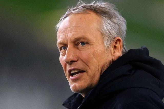 SC-Coach Christian Streich über seine Zeit als Student in Freiburg: