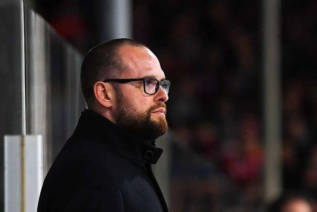 Daniel Heinrizi wird Geschäftsführer beim DEL-2-Club Ravensburg Towerstars