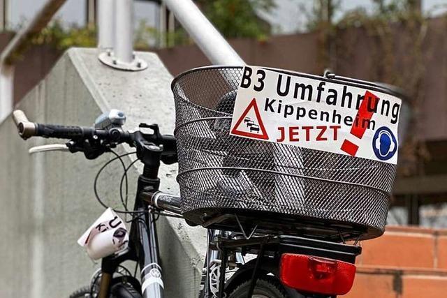 Der Vorsitzende der Bürgerinitiative B3-Umfahrung reagiert auf Kritik aus Kippenheimweiler