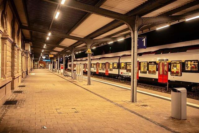 Nächtliche Ausgangssperre droht ab Montag im Kreis Lörrach