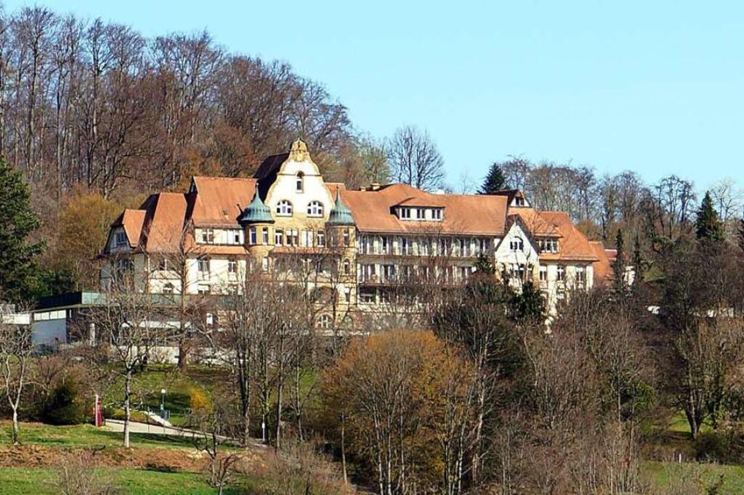 Römerberg-Klinik  | Foto: Silke Hartenstein