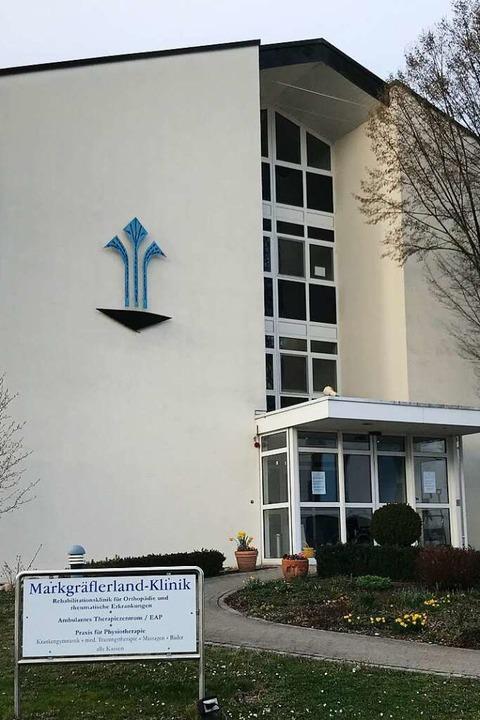 Markgräflerland-Klinik  | Foto: Jutta Schütz
