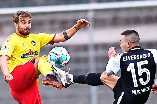Bahlinger SC und SC Freiburg II erwarten abstiegsbedrohte Gegner