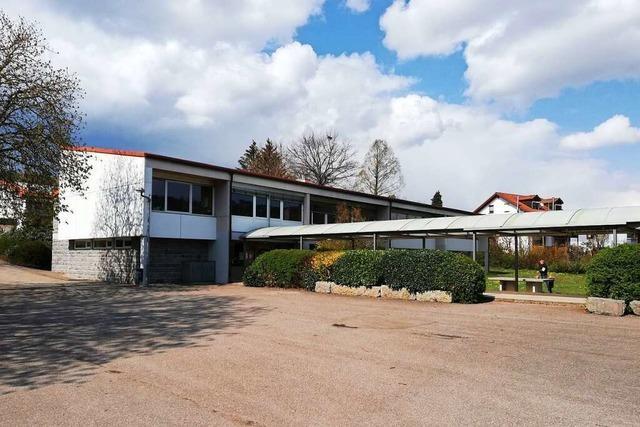 Hebelschule Luttingen wird im Sommer saniert