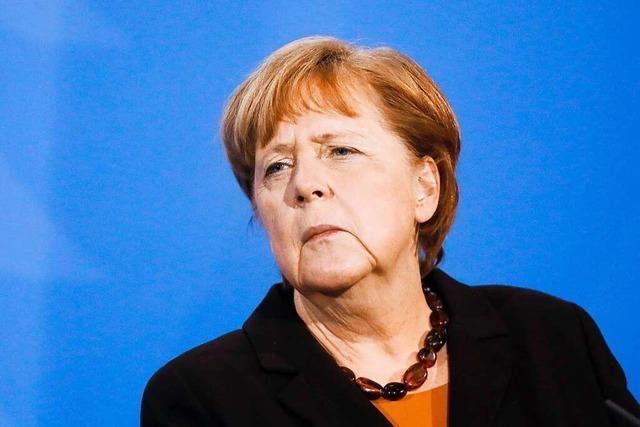 Kanzlerin Merkel will sich laut Medienbericht mit Astrazeneca impfen lassen