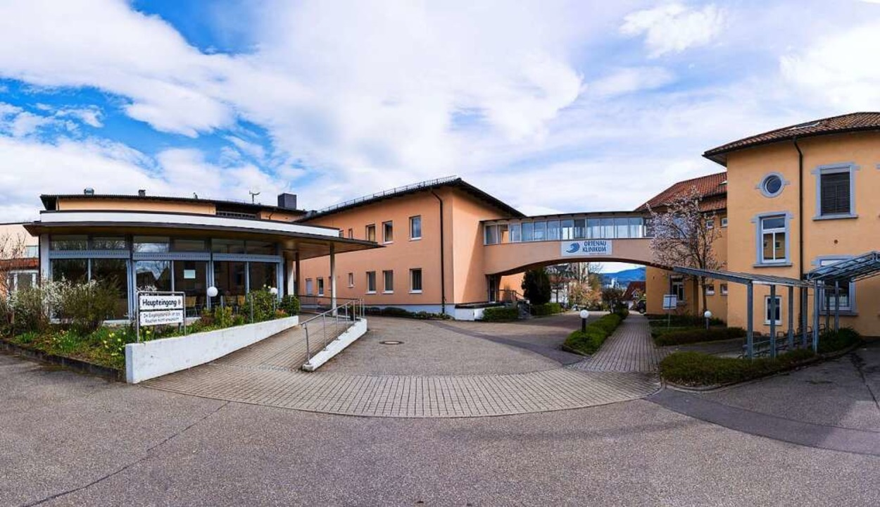 Das Aus für die Akutklinik Oberkirch kommt am 30. September.  | Foto: Benedikt Spether