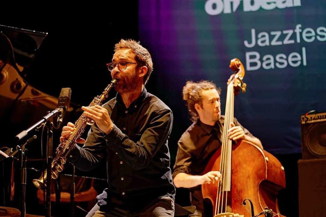 Aufatmen: Das Jazzfestival Basel begin... Volkshaus auftritt, muss sich zeigen.  | Foto: Goffredo Loertscher