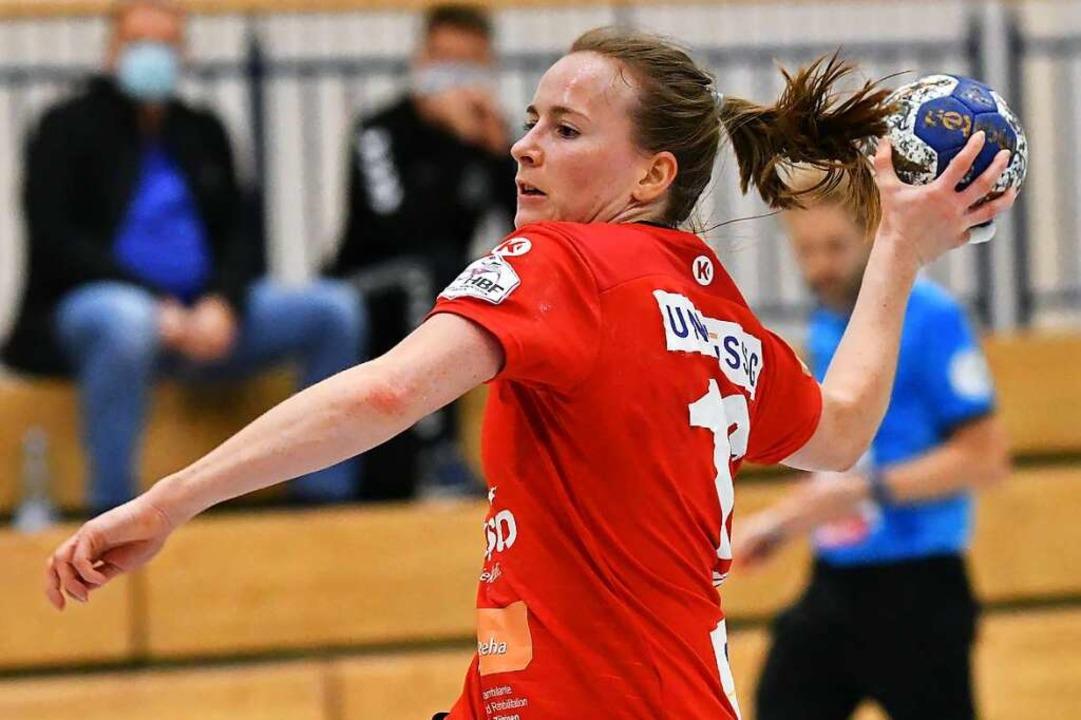 Rebecca Dürr wird auch in der kommende...macherin hat ihren Vertrag verlängert.  | Foto: Achim Keller