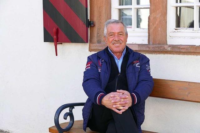 Grenzach-Wyhlens stellvertretender Bauamtschef geht in den Ruhestand