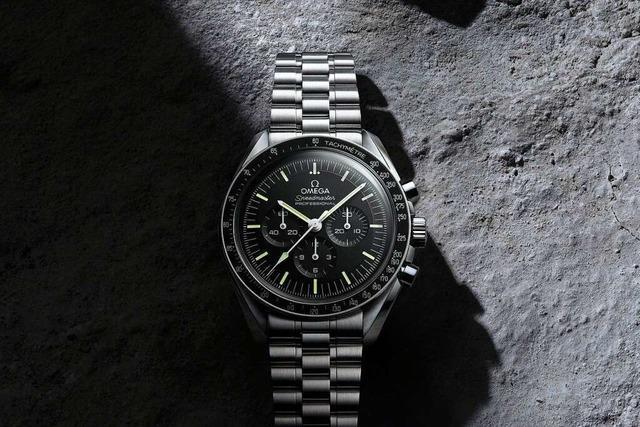 Eine Uhr fürs Leben – die neue Speedmaster Moonwatch