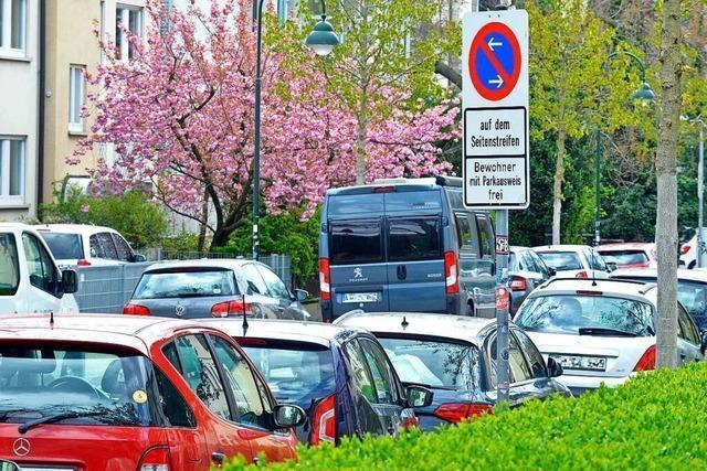 Grünen-Vorschlag zum Anwohnerparken: Auto-Größe soll Gebühr bestimmen