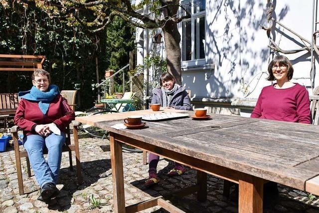 Im Café Metamorphose können sich Alleinerziehende austauschen und beraten lassen