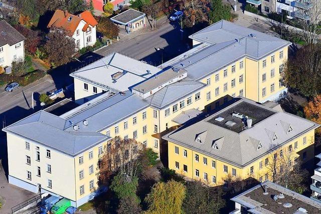 Auch im Schopfheimer Krankenhaus gibt es Corona-Fälle
