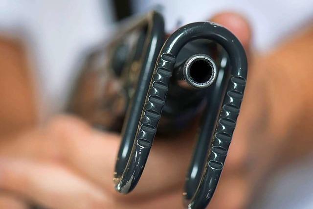 Spielzeugwaffe sorgt für Einsatz in Glottertal
