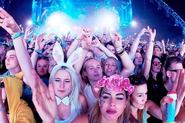 Das Festival Nature One wird es erst 2022 wieder geben