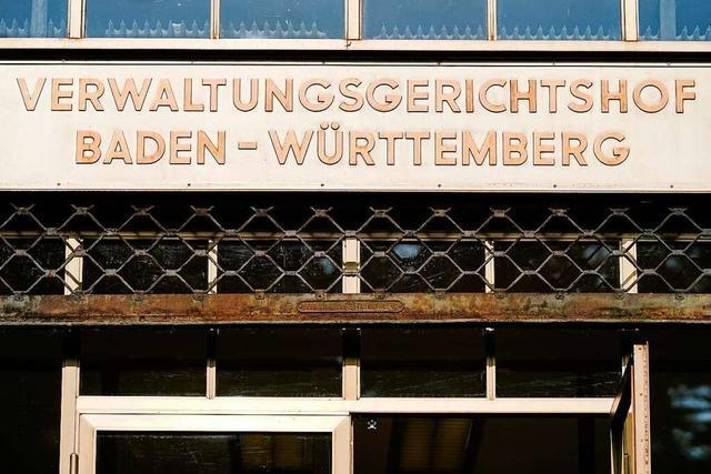 Verwaltungsgerichtshof muss über Demo-Verbote in Stuttgart entscheiden