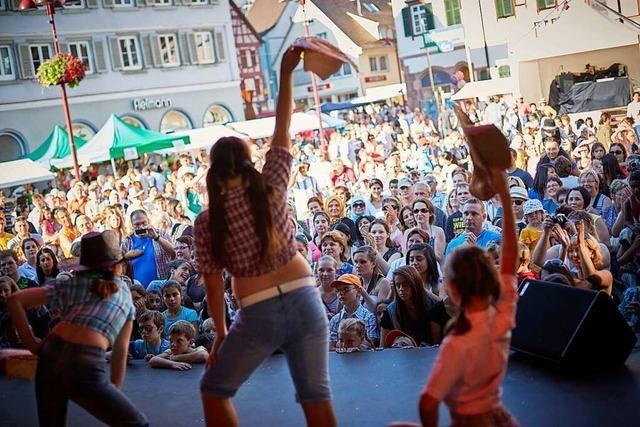 Das Lahrer Stadtfest und das Fest der Kulturen werden abgesagt
