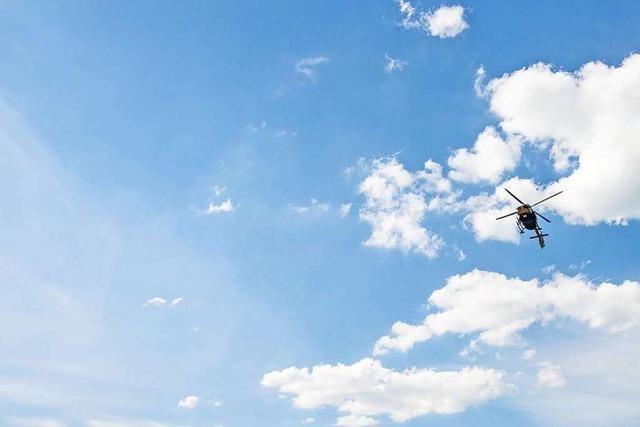 Streit um Helikopter-Landeplätze: Ehepaar Schwarz widerruft Aussage