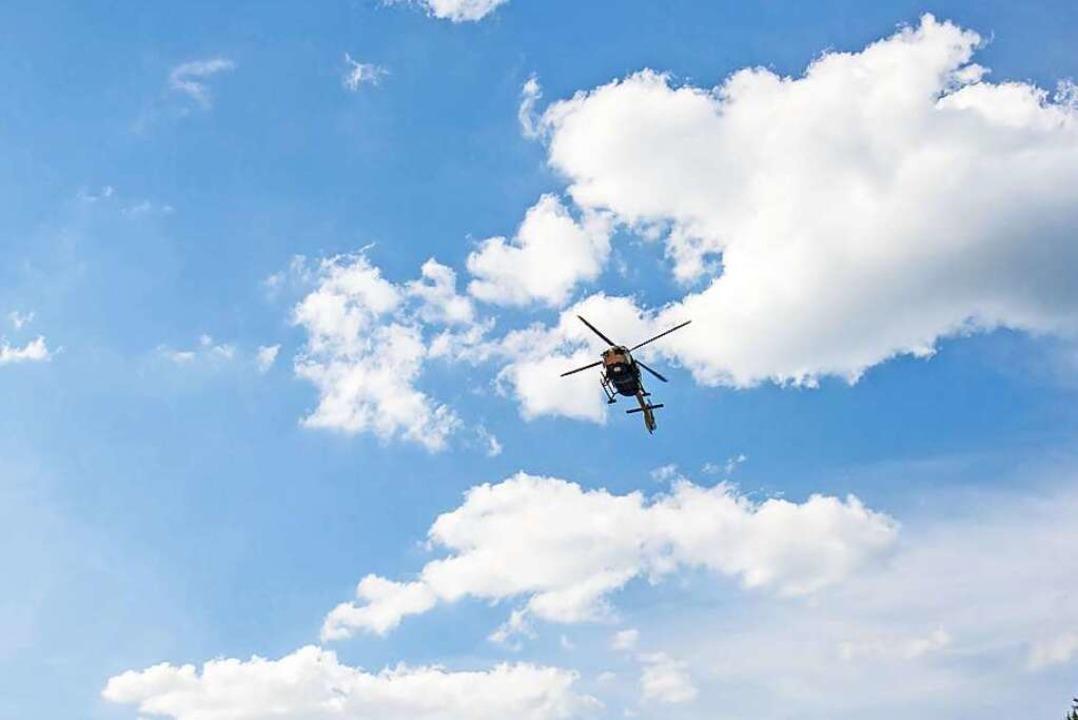 In dem Streit ging es um Hubschrauber-Landeplätze.  | Foto: Philipp von Ditfurth (dpa)
