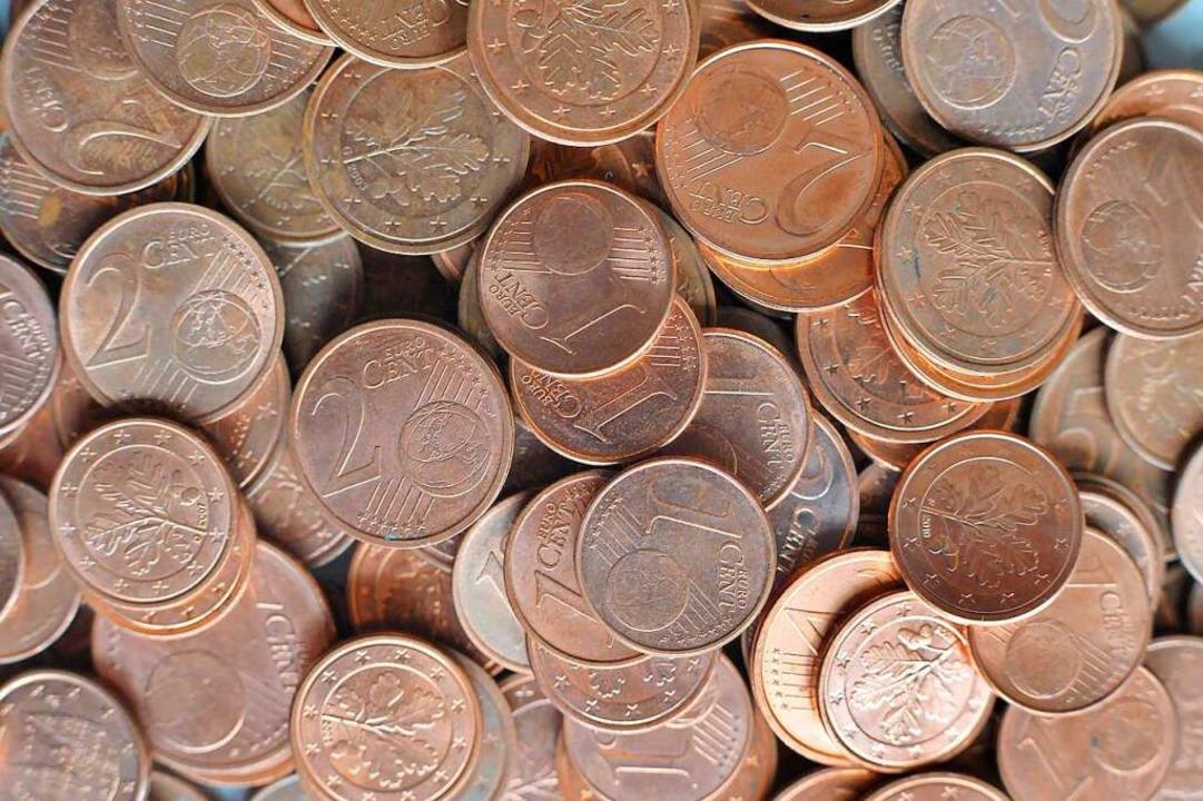 In der Kasse war kein großer Geldbetrag (Symbolbild).  | Foto: Michael Bamberger