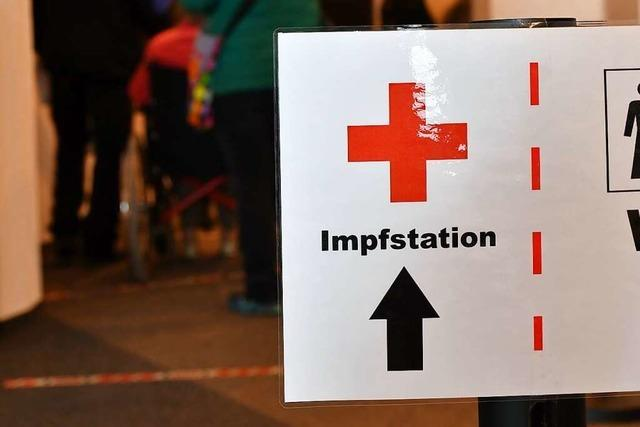 In Titisee werden jetzt auch über 70-Jährige geimpft