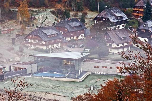 Das Revital-Bad in Menzenschwand verzichtet auf das Radon