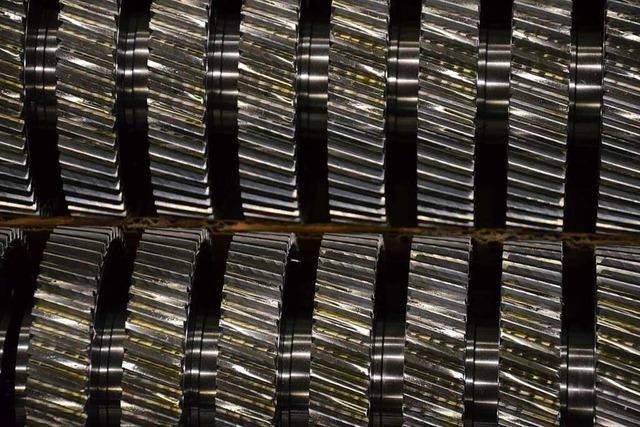 Der Zahnradhersteller KPG zieht von Öflingen nach Albbruck