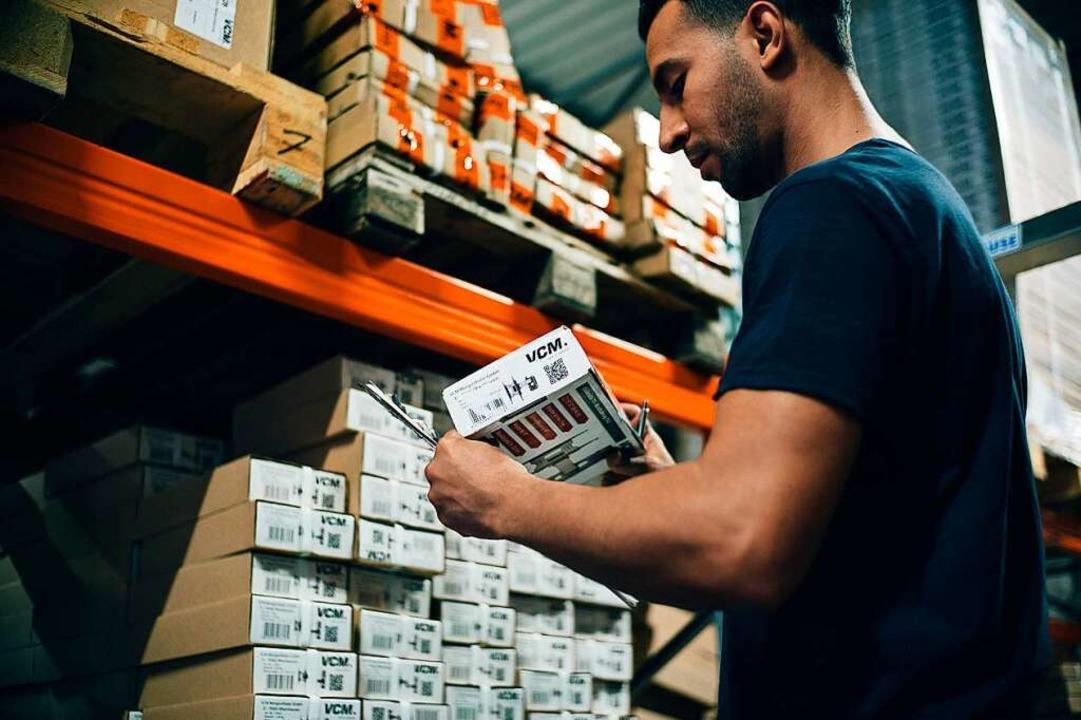 Das Sortiment von VCM umfasst rund 2500 Produkte.  | Foto: VCM