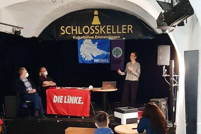 Linke im Wahlkreis Emmendingen-Lahr mit gewagtem Spiel
