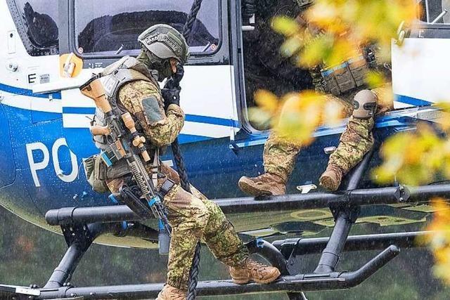 41-Jähriger nach Messerattacke in Schallbach in Psychiatrie gebracht
