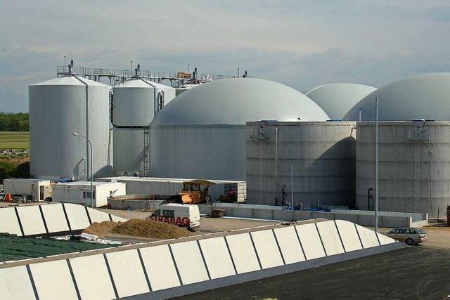 Ex-Mitarbeiter der Biogasanlage in Eschbach unter Betrugsverdacht