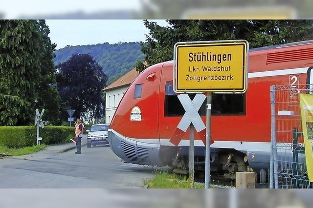 Schnellere Züge und mehr Haltestellen