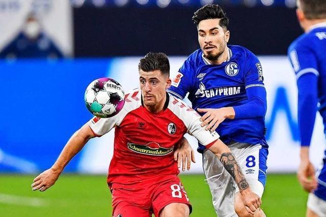 SC Freiburg könnte mit Sieg über Schalke 40-Punkte-Marke erreichen