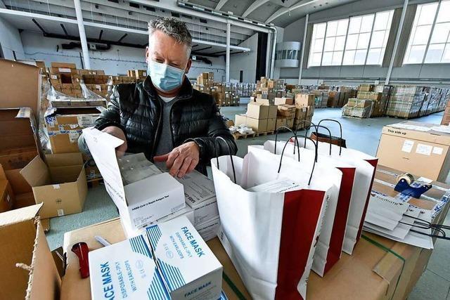Freiburger Schulen erhalten Schnelltests in letzter Sekunde