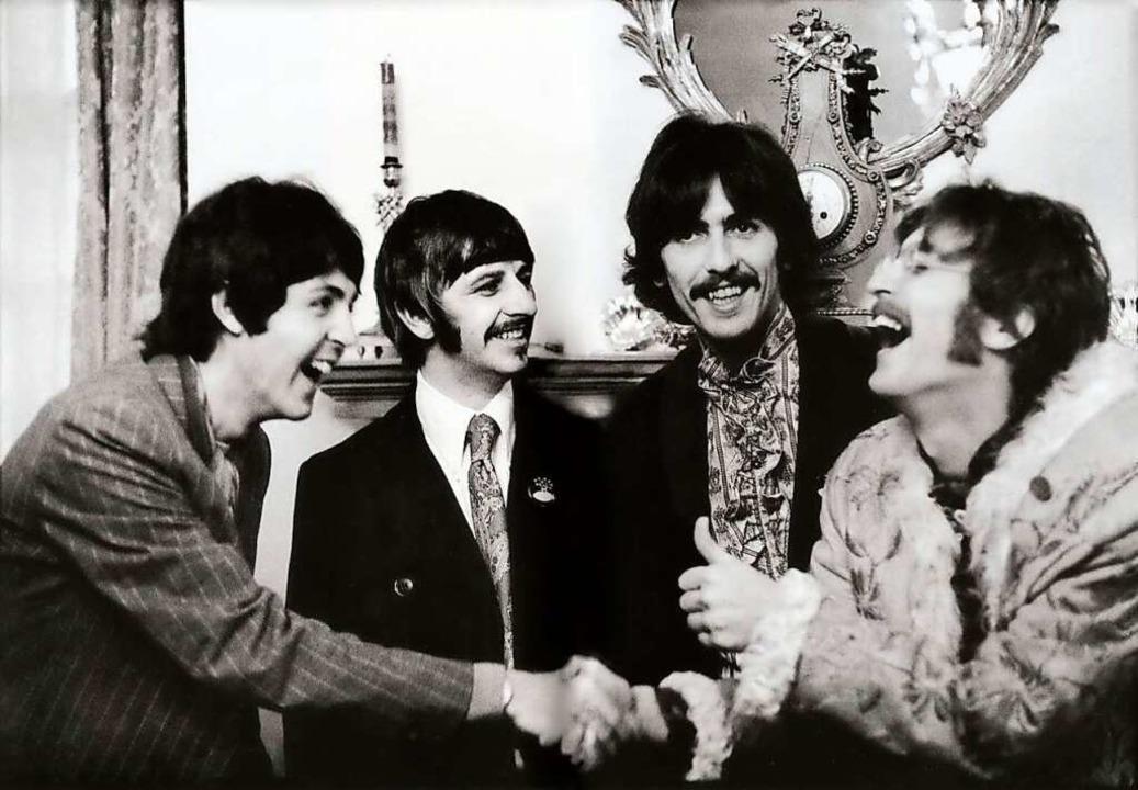Die Beatles.  | Foto: Linda McCartney