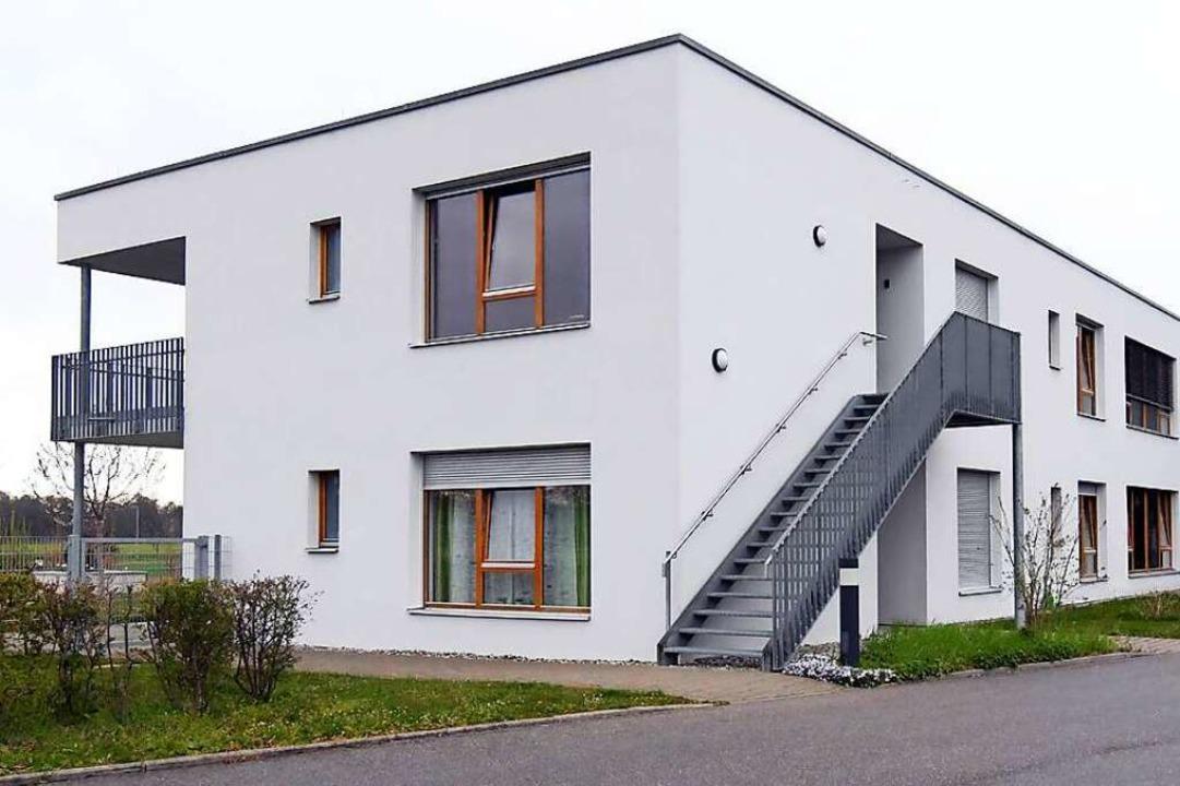 Das Wohnheim in Langenwinkel steht zuletzt mehrfach im Fokus.  | Foto: Wolfgang Künstle