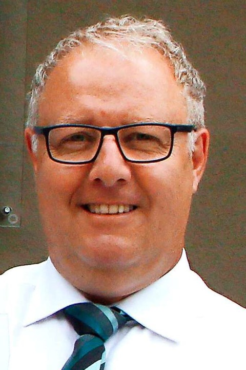 Bernhard Meier-Hug, Regional-Geschäftsführer Lahrer Werkstätten  | Foto: Heidi Foessel