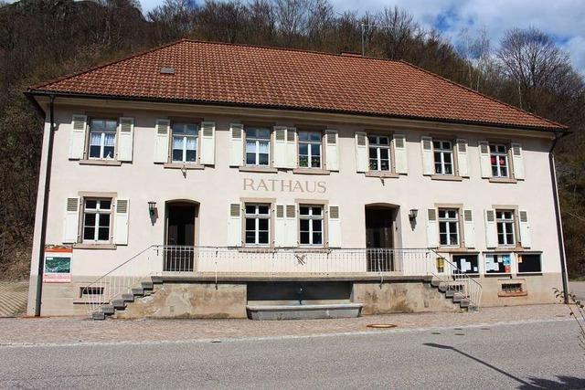 Denkmalschutz verhindert die Rathaus-Sanierung in Utzenfeld